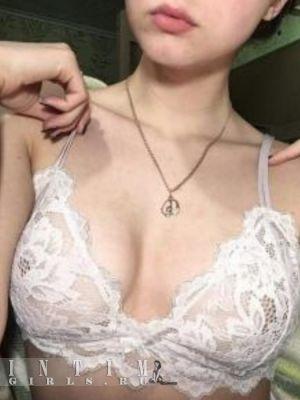 индивидуалка проститутка Женя, 20, Челябинск