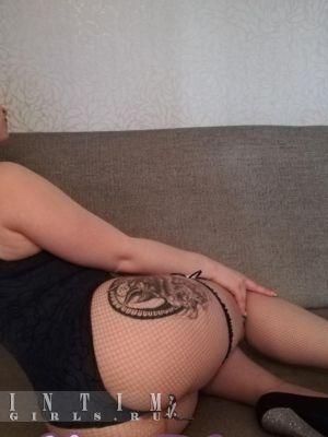 индивидуалка проститутка АСЯ, 23, Челябинск