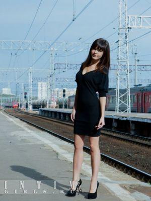 индивидуалка проститутка Акилина, 19, Челябинск