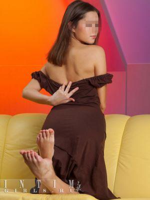 индивидуалка проститутка Илта, 21, Челябинск
