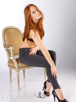 индивидуалка проститутка Ядвига, 25, Челябинск