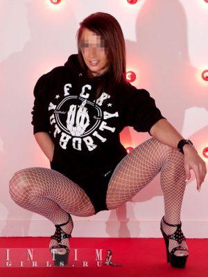 индивидуалка проститутка Танюшка, 23, Челябинск
